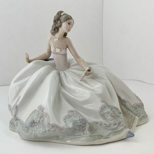 """Lladro """"At The Ball"""" Figurine"""